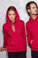 W ACTIVE SWEAT HOODY 80%C 20%P