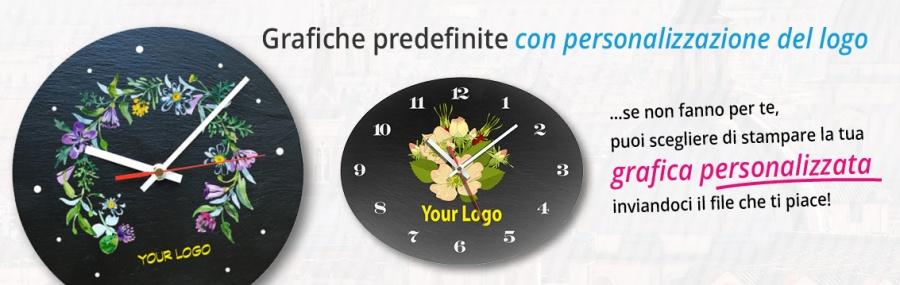 Orologi personalizzabili